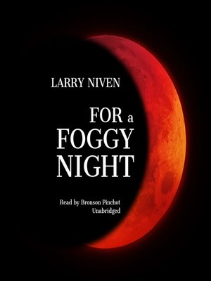 cover image of For a Foggy Night