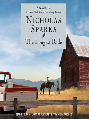 cover image of The Longest Ride
