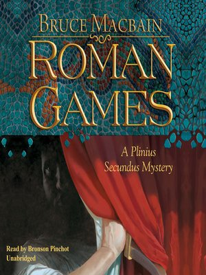 cover image of Roman Games