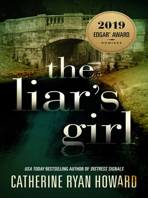 cover image of The Liar's Girl
