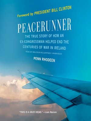 cover image of Peacerunner