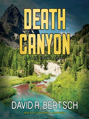 cover image of Death Canyon