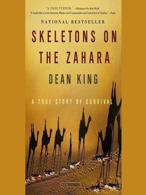 cover image of Skeletons on the Zahara