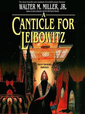 cover image of A Canticle for Leibowitz