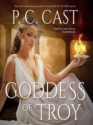 cover image of Goddess of Troy