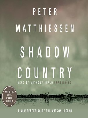 cover image of Shadow Country