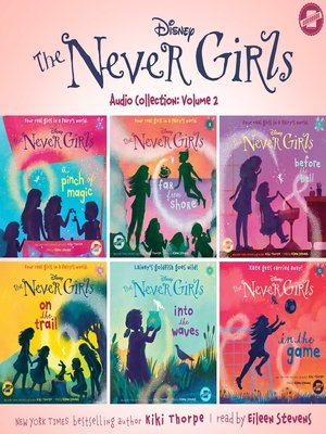 cover image of The Never Girls Audio Collection, Volume 2