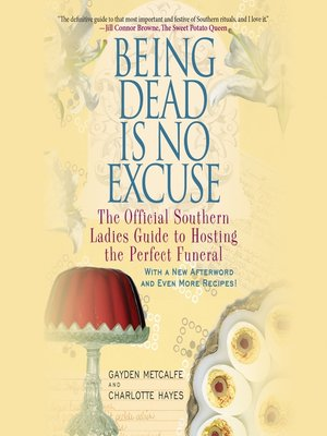 cover image of Being Dead Is No Excuse