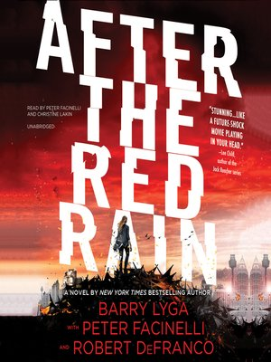 cover image of After the Red Rain