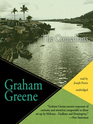 cover image of The Comedians