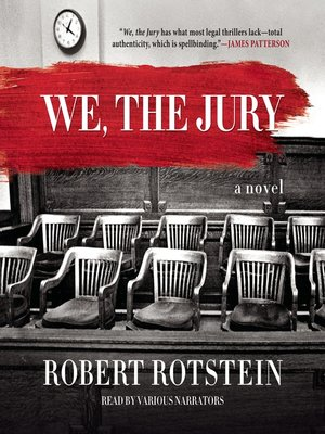 cover image of We, the Jury