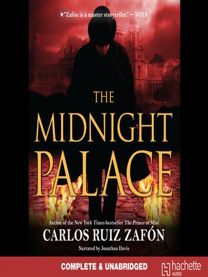 cover image of The Midnight Palace