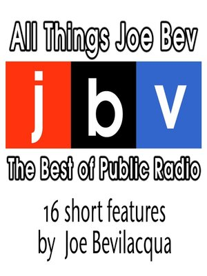 cover image of All Things Joe Bev