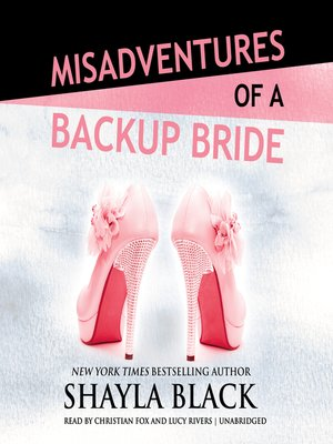 cover image of Misadventures of a Backup Bride