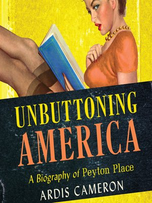 cover image of Unbuttoning America