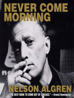 cover image of Never Come Morning