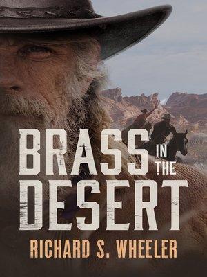 cover image of Brass in the Desert