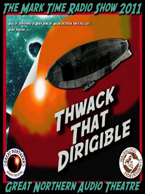 cover image of Thwack That Dirigible