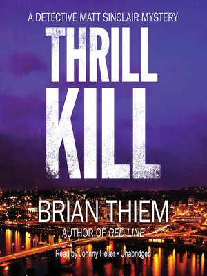 cover image of Thrill Kill