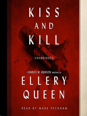 cover image of Kiss and Kill