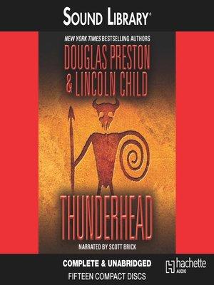 cover image of Thunderhead