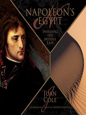 cover image of Napoleon's Egypt