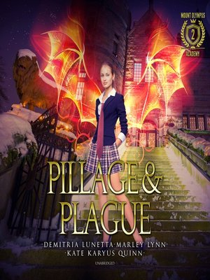 cover image of Pillage & Plague
