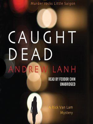 cover image of Caught Dead