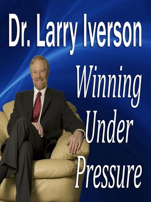 cover image of Winning Under Pressure