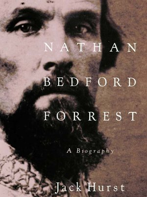 cover image of Nathan Bedford Forrest
