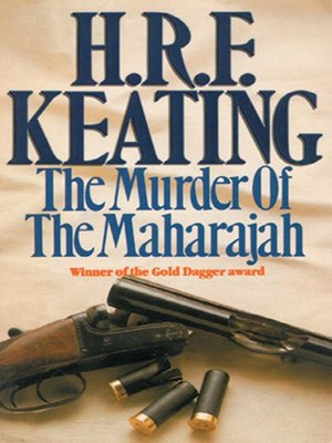 cover image of The Murder of the Maharajah