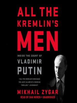 cover image of All the Kremlin's Men