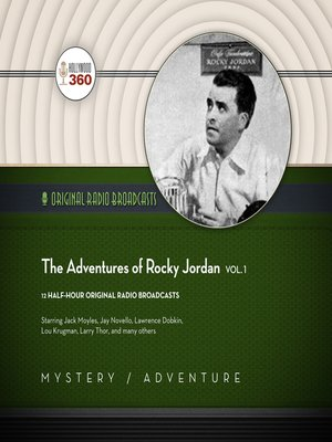 cover image of The Adventures of Rocky Jordan, Volume 1