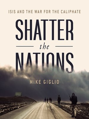 cover image of Shatter the Nations