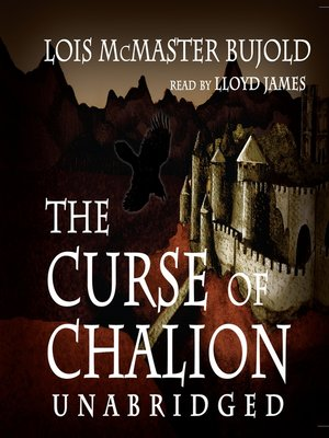 cover image of The Curse of Chalion