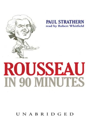 cover image of Rousseau in 90 Minutes