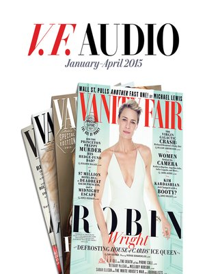 cover image of Vanity Fair: January–April 2015 Issue