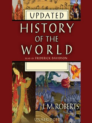 cover image of History of the World (Updated)