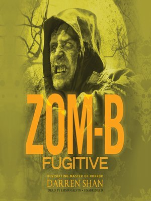 cover image of Zom-B Fugitive