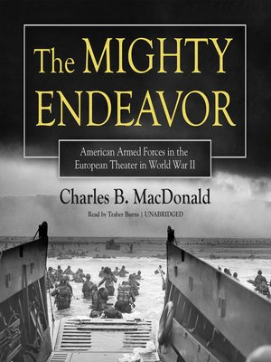 cover image of The Mighty Endeavor