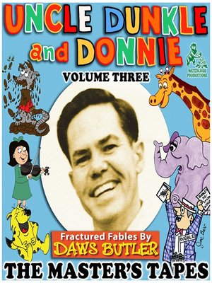 cover image of Uncle Dunkle and Donnie, Volume 3