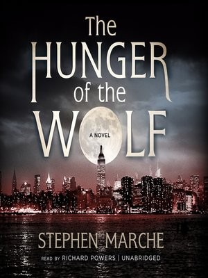 cover image of The Hunger of the Wolf
