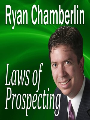 cover image of Laws of Prospecting