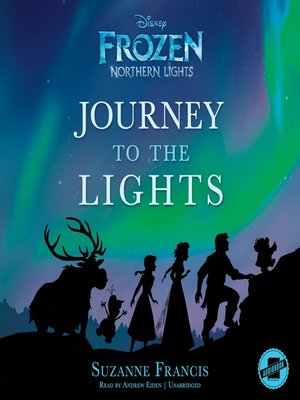 cover image of Frozen Northern Lights