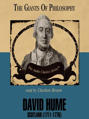 cover image of David Hume