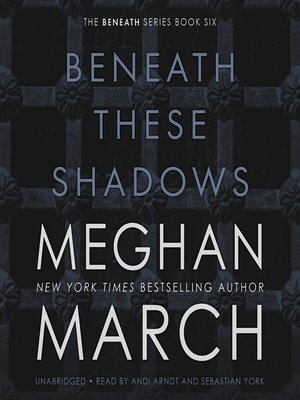 cover image of Beneath These Shadows
