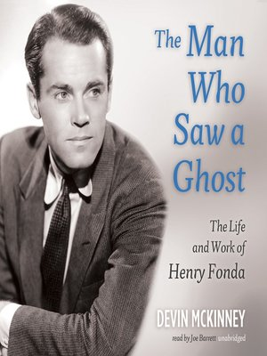 cover image of The Man Who Saw a Ghost