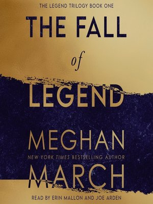 cover image of The Fall of Legend