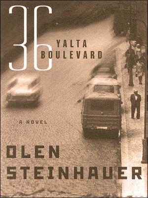 cover image of 36 Yalta Boulevard