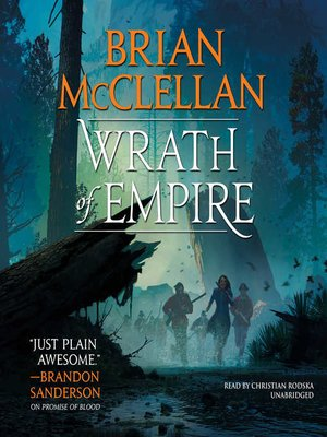 cover image of Wrath of Empire